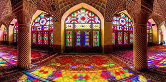 سفر با بچه به دیار عاشقان! (سفرنامه شیراز)