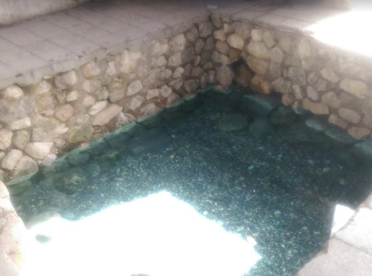 Sulfur Maharloo Springs