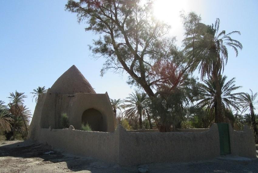 Soltan Baba Haji Tomb