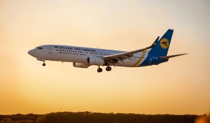 سقوط دردناک هواپیمای اوکراینی در ایران