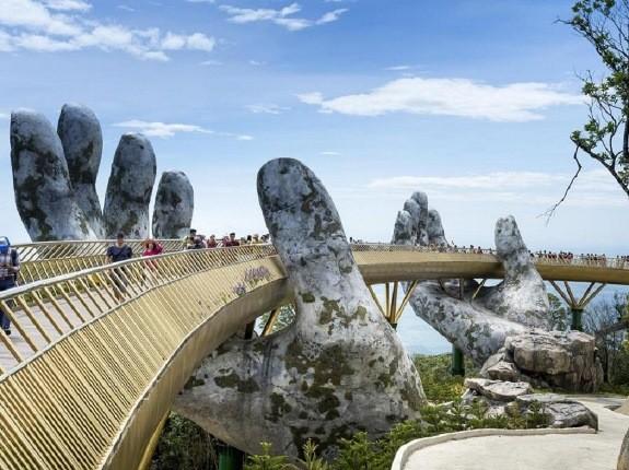 دیدنی ترین و عجیب ترین پل های سراسر جهان!