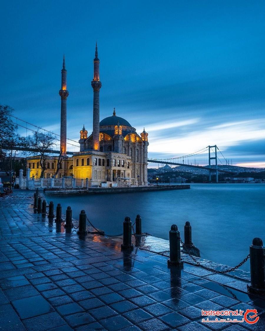 محله اورتاکوی ترکیه استانبول