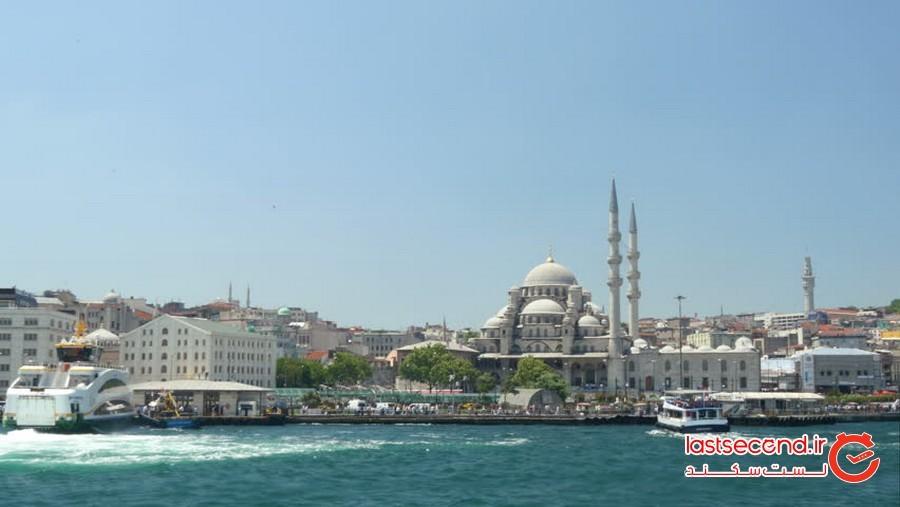 اسکله امینونو ترکیه