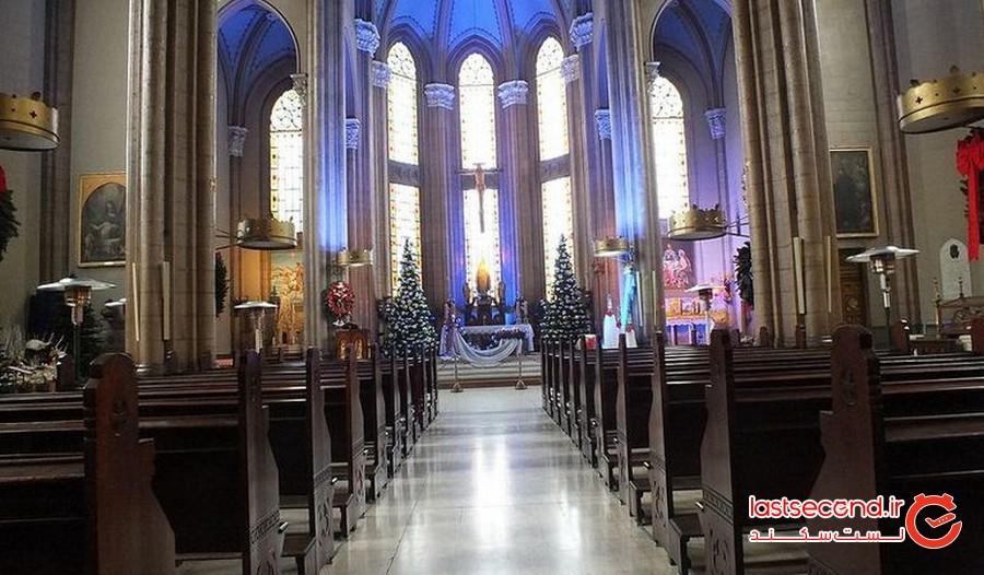 کلیسای سنت آنتونی آو پادوا