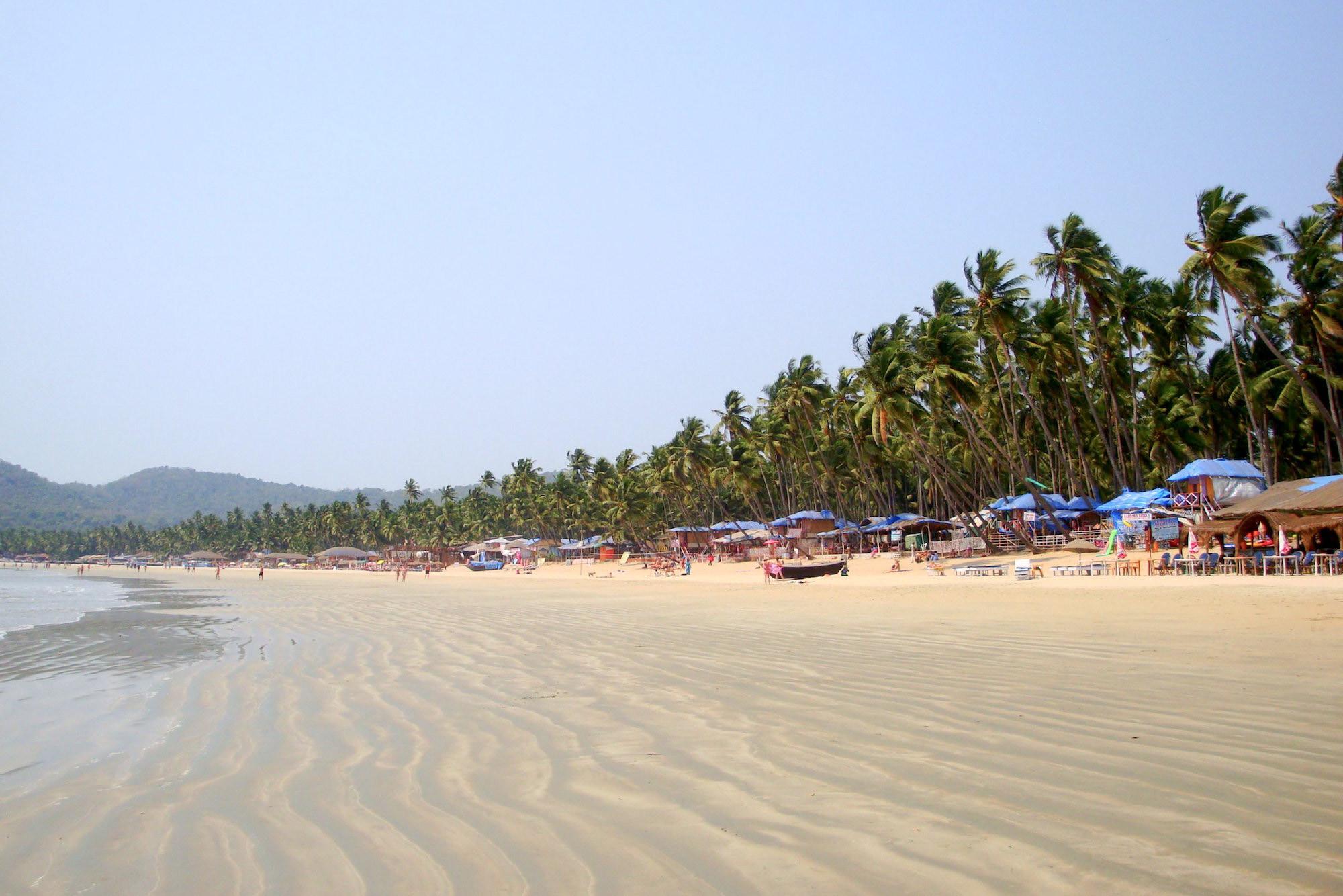 ساحل پالولم