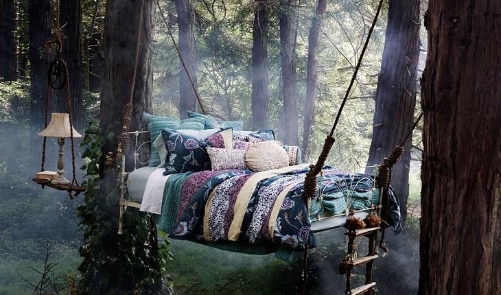 عجیب و غریب ترین اتاق خواب های دنیا!