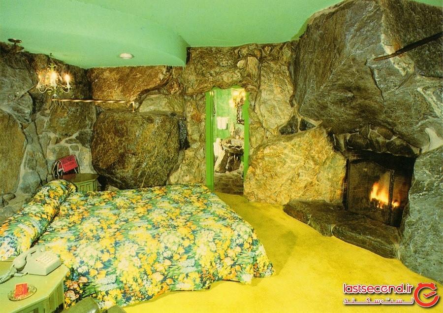 با دیدن این اتاقخوابهای عجیب و جالب انگشتبهدهان خواهید ماند