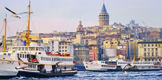 استانبول شهر عکاسان خلاق