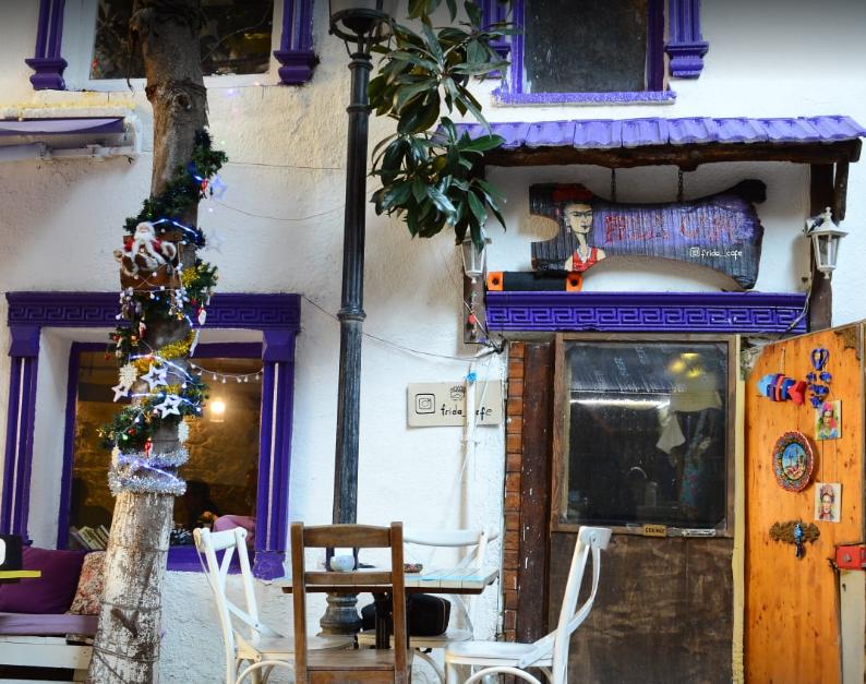 کافه فریدا