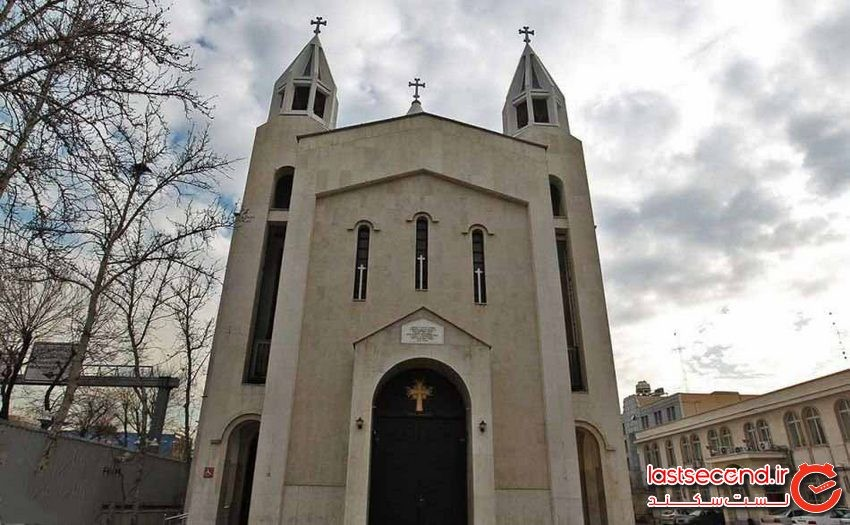 کلیسای سرکیس مقدس