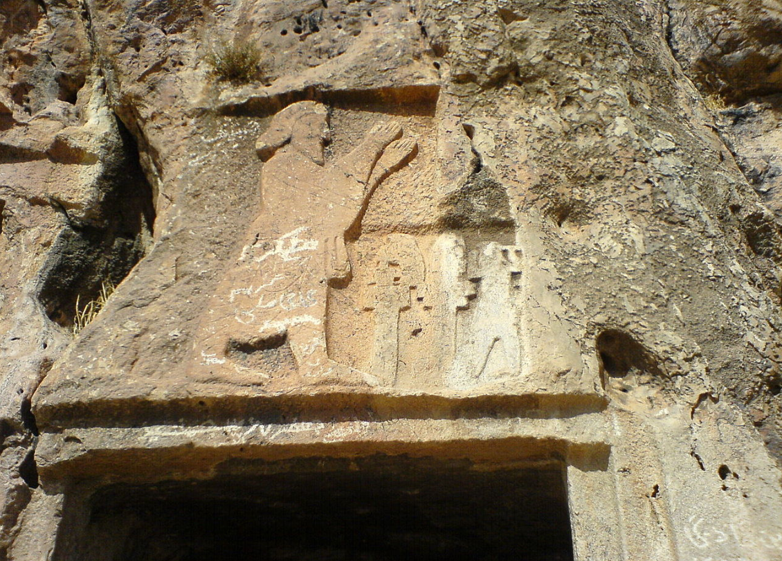 The Essaqwand Rock Tombs