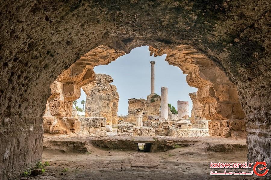 کارتاژ – بیرسا (Carthage-Byrsa)