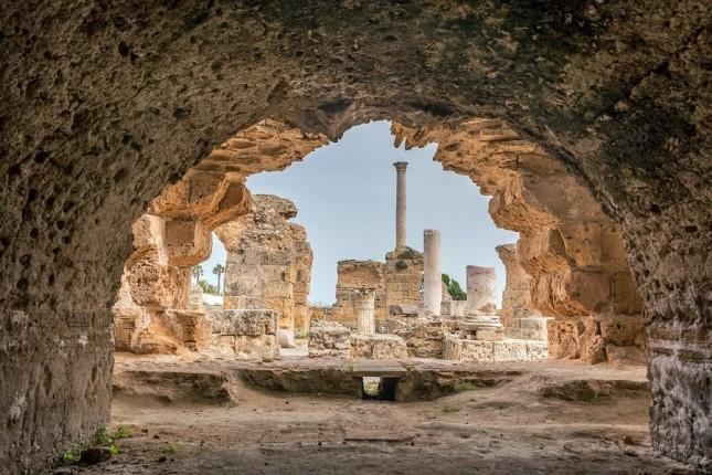 رد پای امپراطوری رم در تونس کشف شد!
