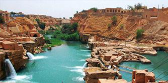 گذر از تاریخ، سفر به خوزستان