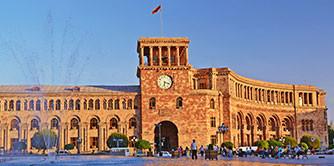 سفرنامه ارمنستان (سفر زمینی به ایروان)