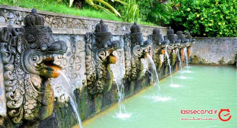 چشمه های آب گرم  Banjar