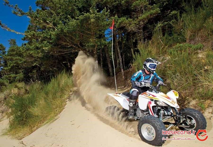 تفریحی به نام  ATV Rides