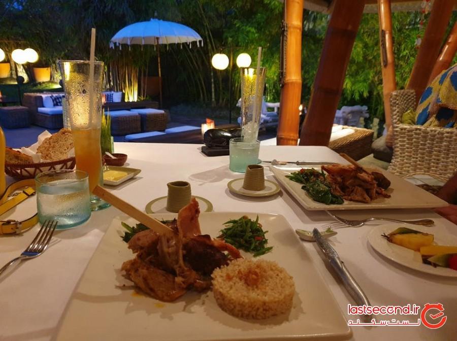 رستوران ساردین