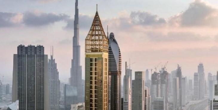 بلندترین هتل جهان در دهه 2020 در دبی افتتاح خواهد شد!