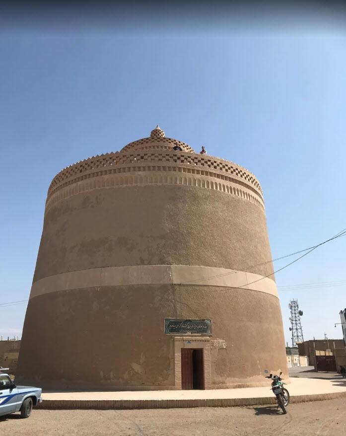 Varzaneh Dovecote Tower