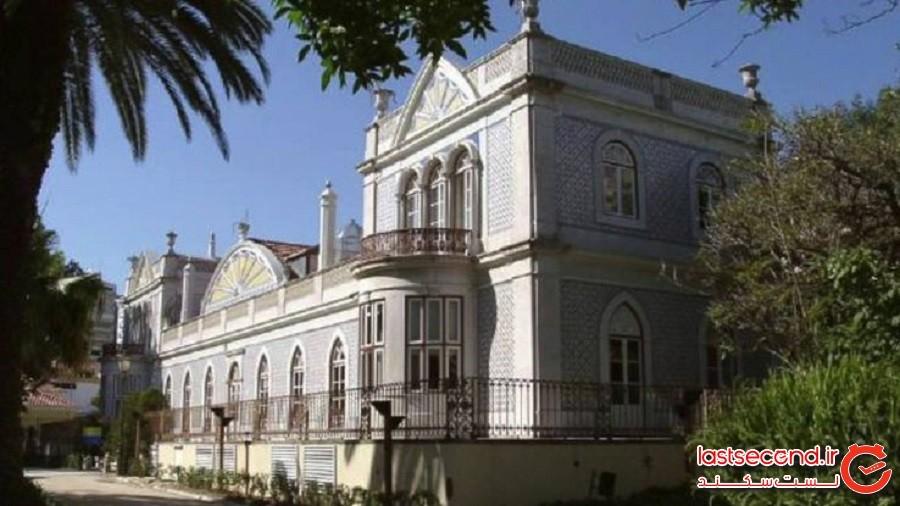 بقایای اشرافیت: قلعه بیوسجور (پرتغال)