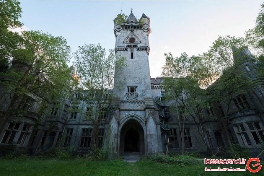 بدترین نوع یتیمی: قلعه میراندا (کشور بلژیک)