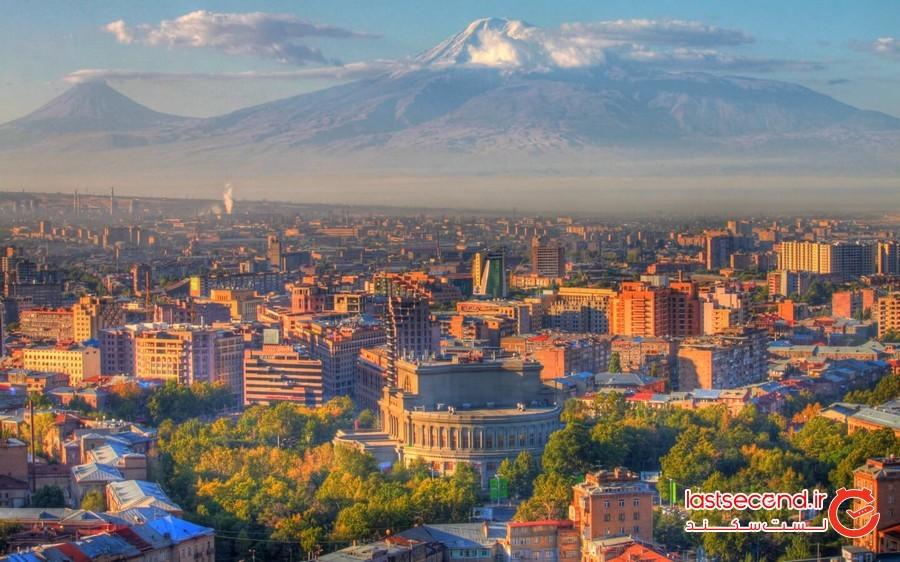 راهنمای سفر به ایروان (ارمنستان) و کارهایی که باید انجام داد