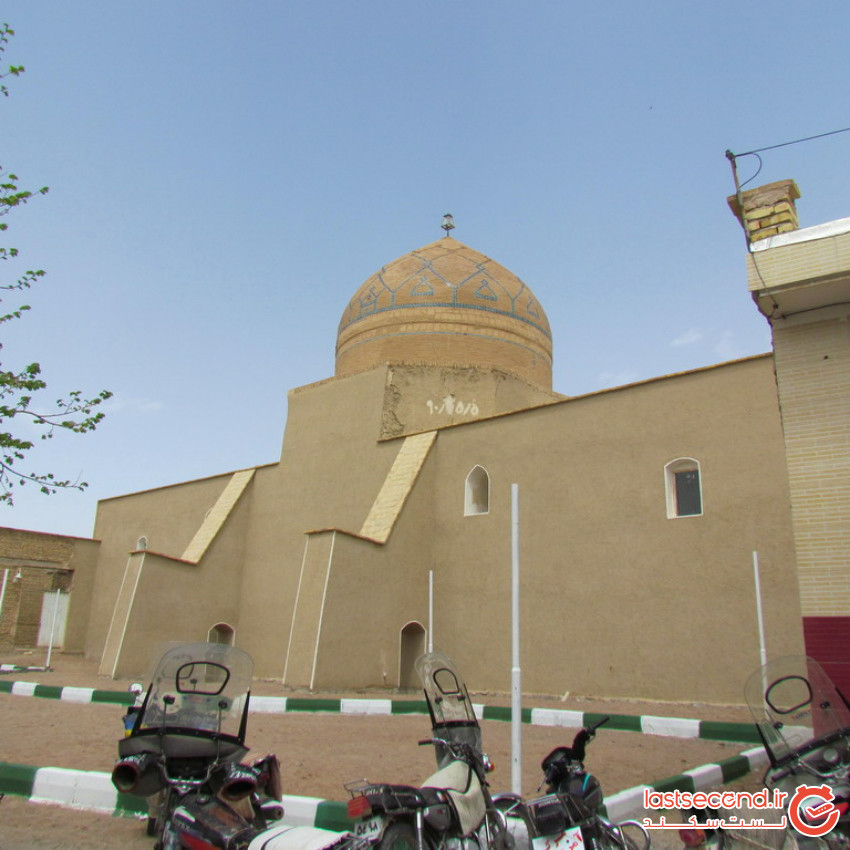 Jame Historical Mosque Varzaneh
