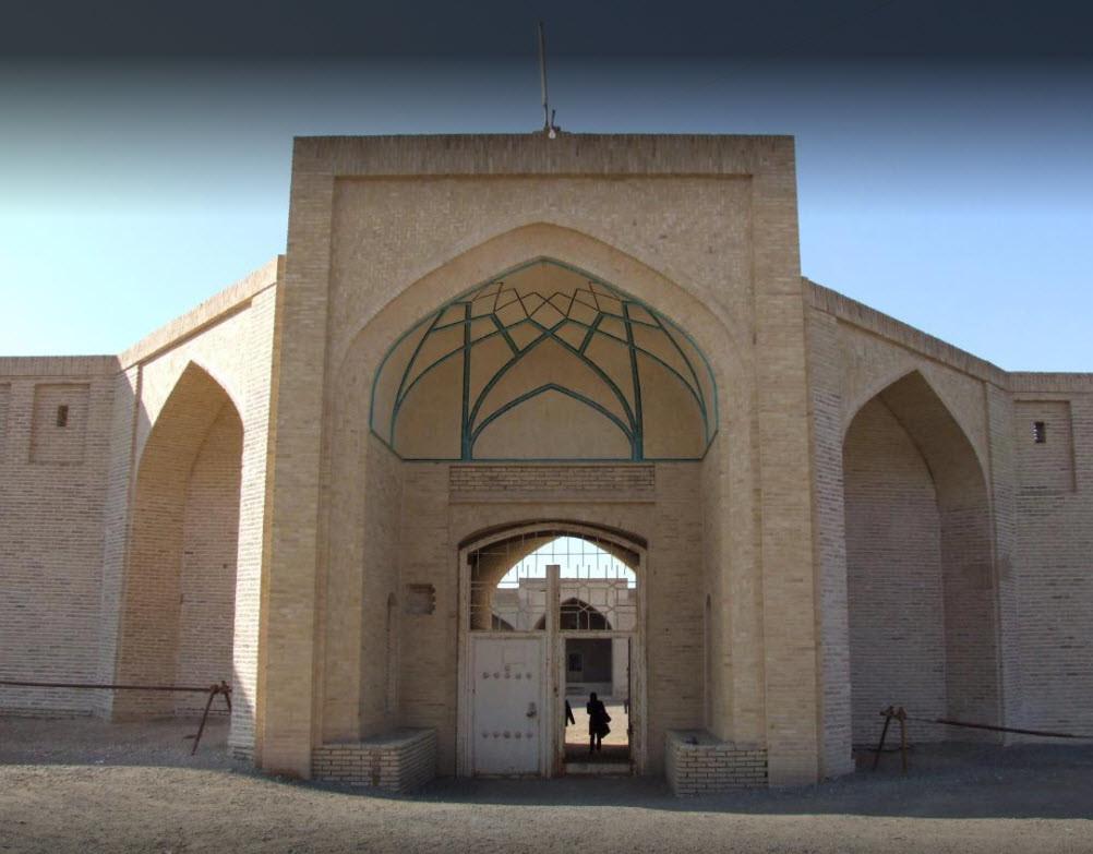 اقامتگاه بوم گردی شاه عباسی مرنجاب (کاروانسرای شاه عباسی)