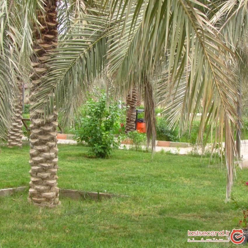 Nakhlestan Park Ahram