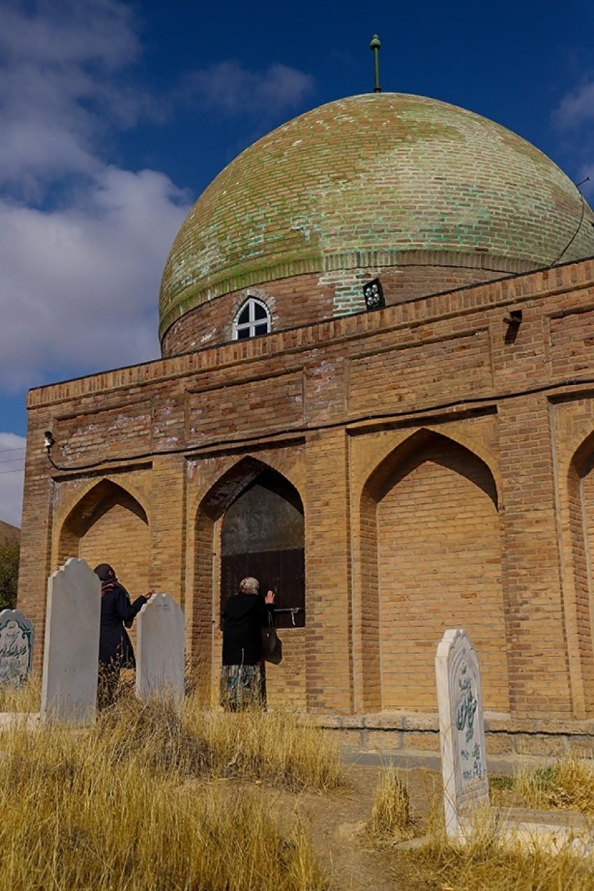 Sheikh Shams Aldin Borhani Tomb