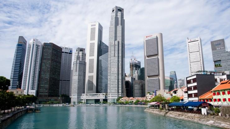 رودخانه سنگاپور