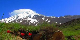 از افراتخته تا دماوند ( خاطرات سفر در دیار گلستان و مازندران )