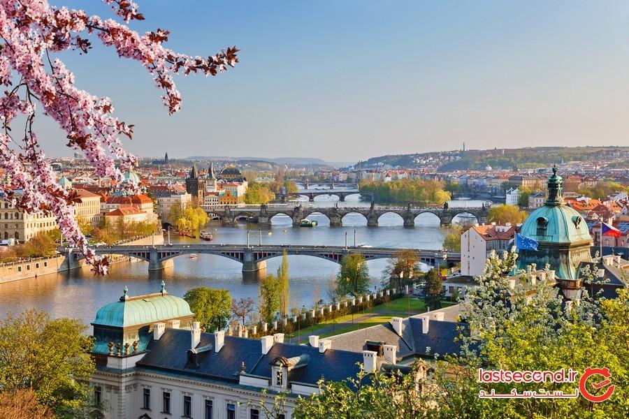 راهنمای سفر به پراگ، شهری زیبا در دل اروپا