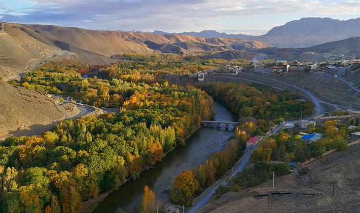 روستای هوره شهرکرد، فیروزه ای که در میان کوهستان می درخشد!