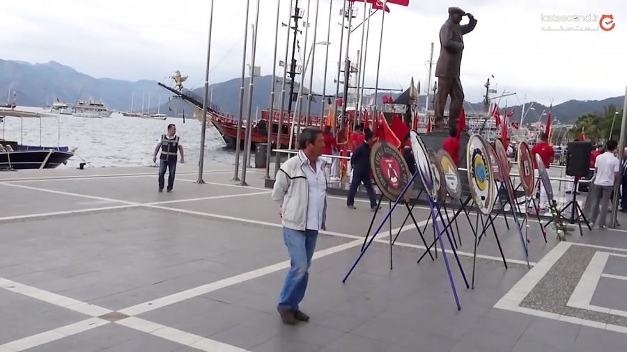 میدان آتاتورک و سواحل مارماریس
