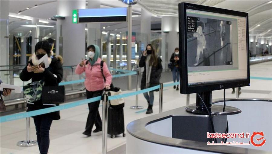خطوط هوایی و فرودگاه ها چگونه با ویروس کرونا مقابله می کنند؟