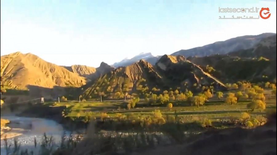 سه روز در طبیعت زیبای بختیاری (قسمت اول)