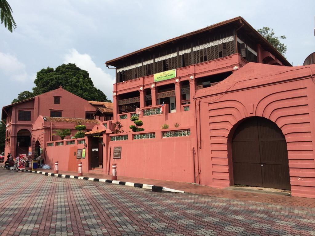 موزه اسلامی مالاکا