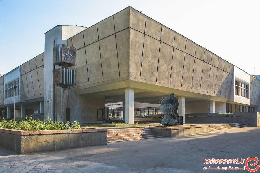 موزه هنرهای زیبای قرقیزستان