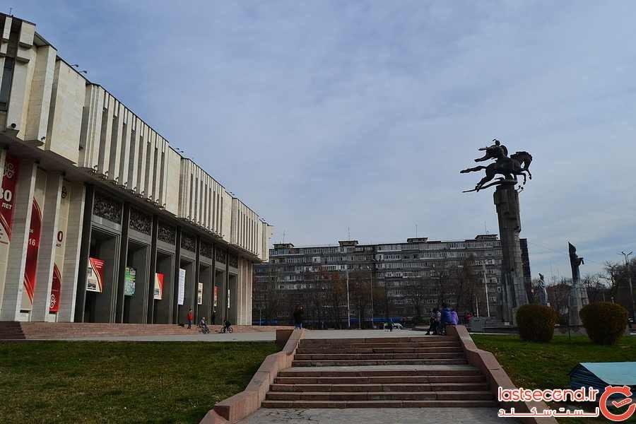ارکستر ملی قرقیزستان