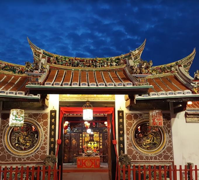 معبد چنگ هون تنگ