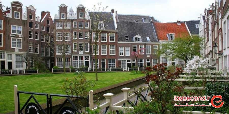 راهنمای سفر به آمستردام و کارهایی که باید انجام داد