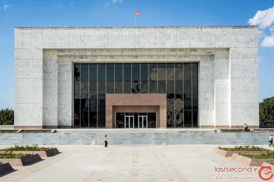 موزه تاریخ ملی قرقیزستان