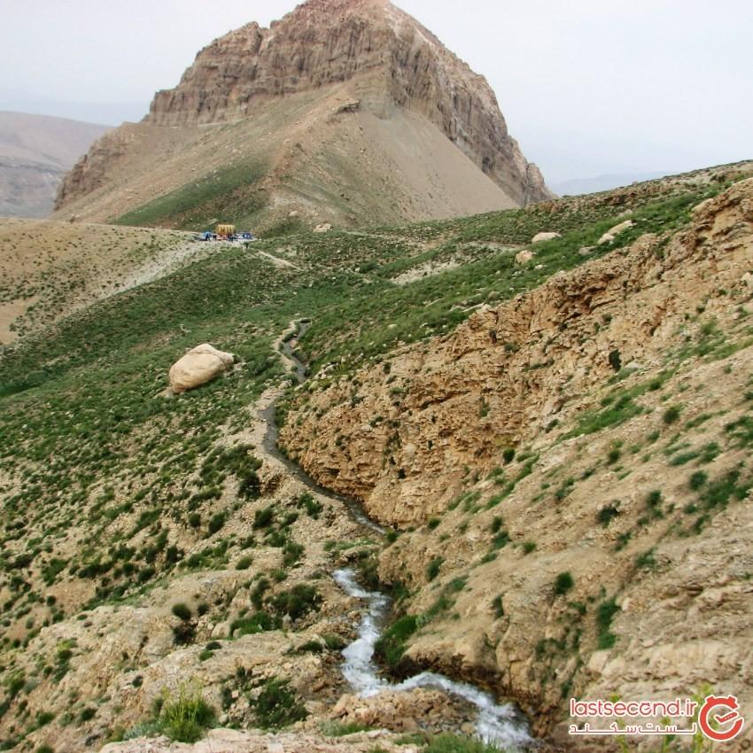 Ghash Mastan mountain