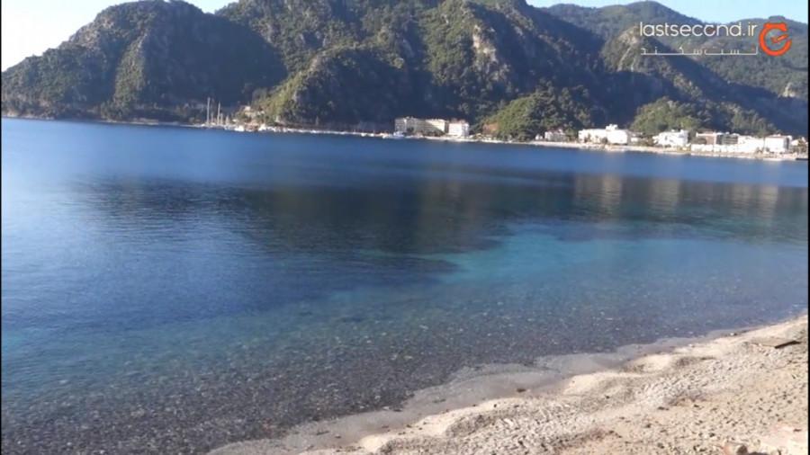 سواحل کم نظیر ایچملر