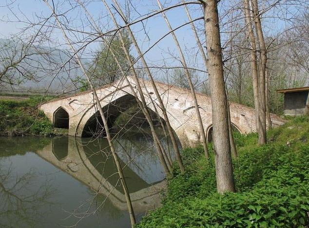Nalkia Shar bridge