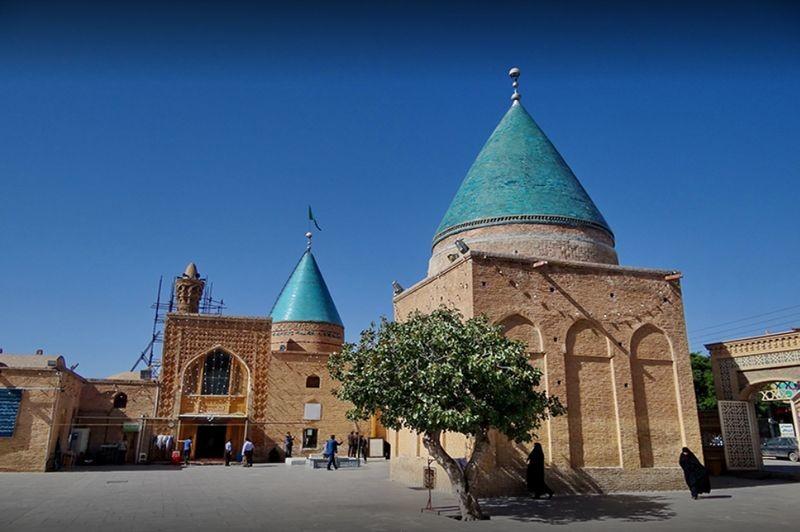 Bayazid Bastami Tomb Complex