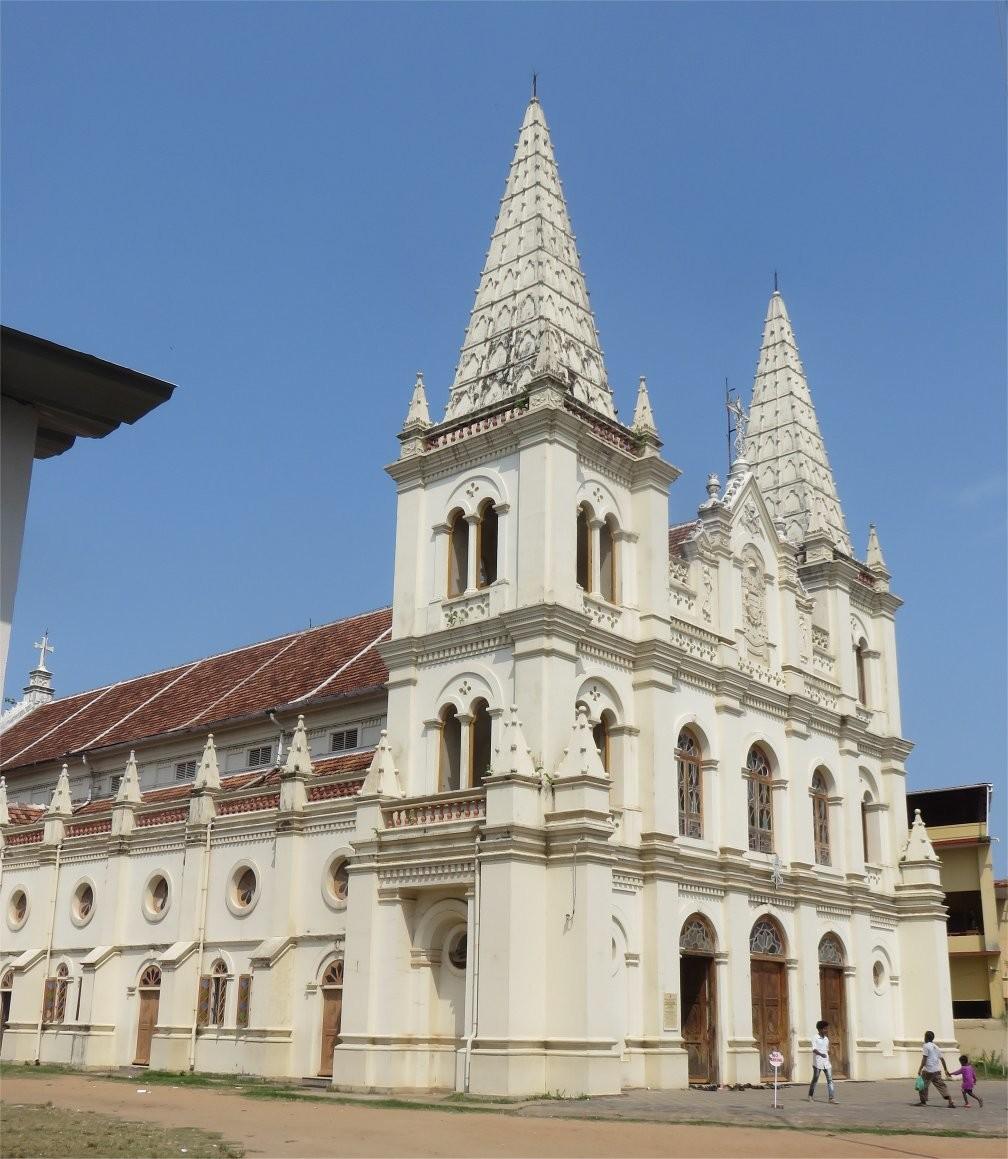Santa Cruz Cathedral Basilica