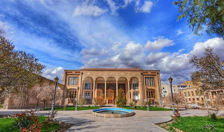 خانه تاریخی بهنام، یکی از زیباترین خانه های تبریز!
